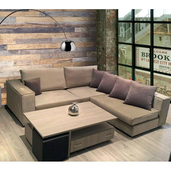 Καναπες - Γωνιακός καναπές Economy Καναπέδες