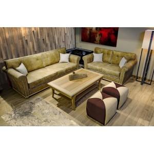 Καναπες - Τριθέσιος  & Διθέσιος καναπές Classic Καναπέδες